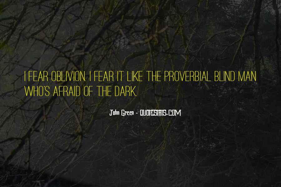 Oblivion's Quotes #608831
