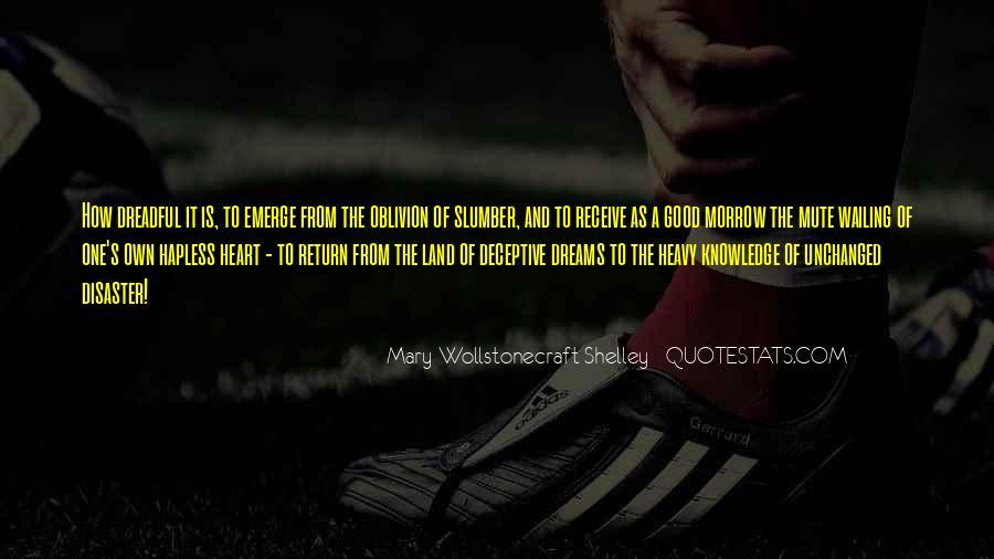Oblivion's Quotes #635391