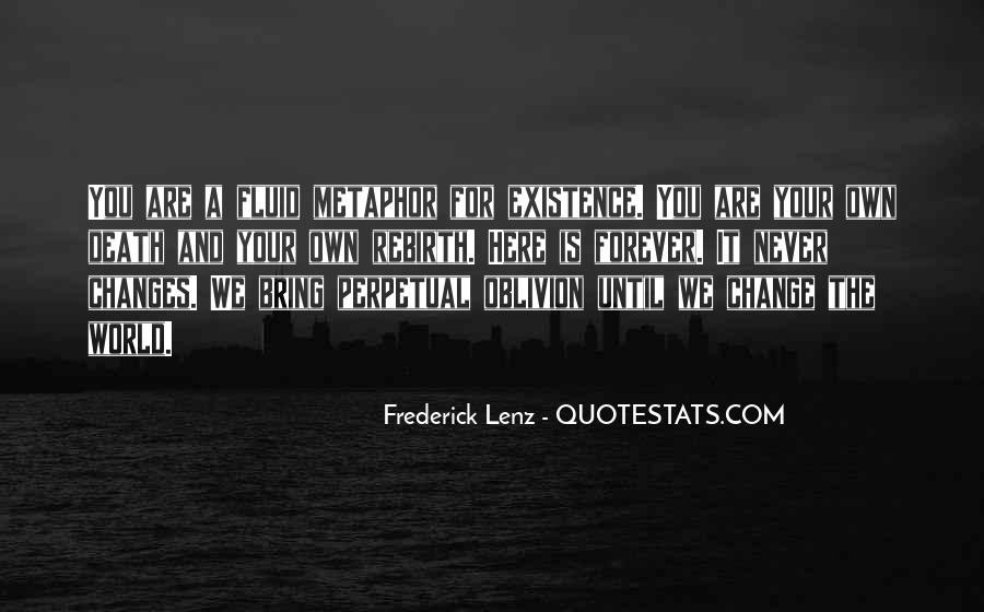 Oblivion's Quotes #67040