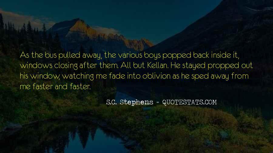 Oblivion's Quotes #786867