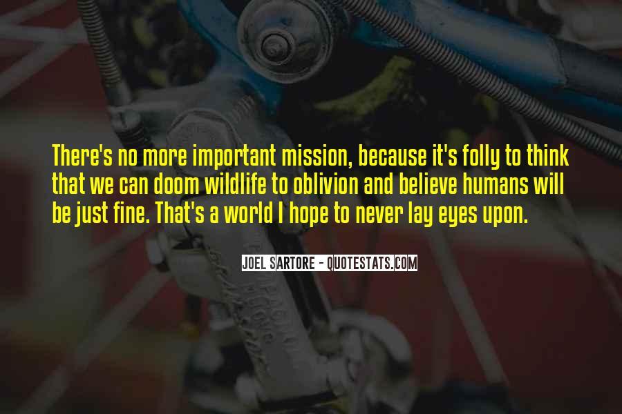 Oblivion's Quotes #808525