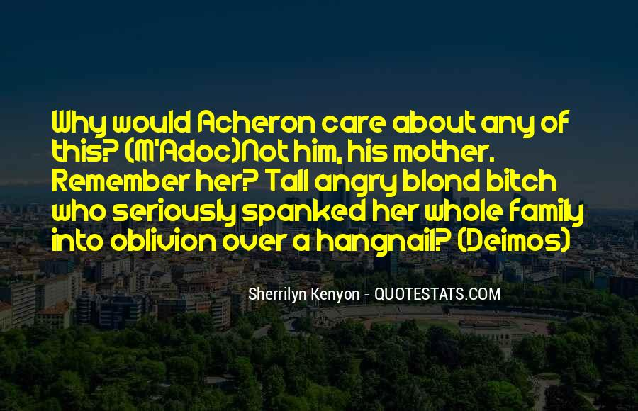 Oblivion's Quotes #91837