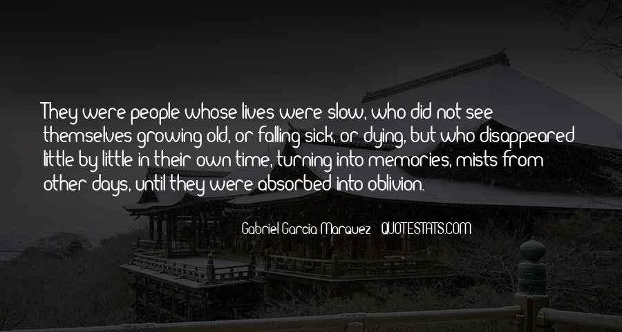 Oblivion's Quotes #92506