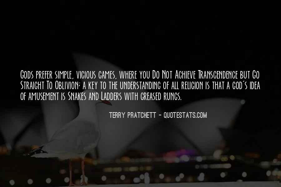 Oblivion's Quotes #946108
