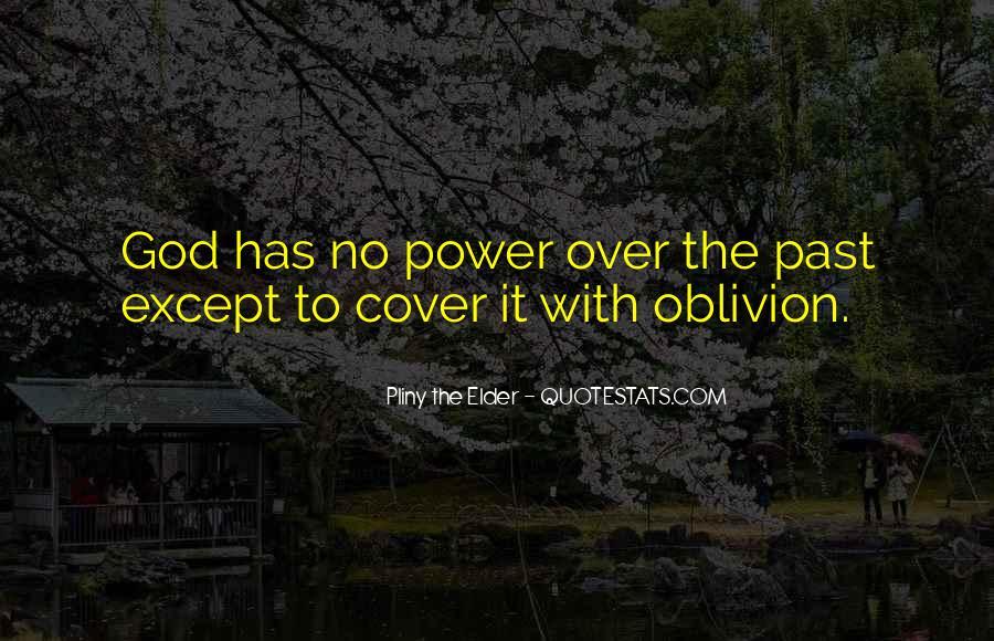 Oblivion's Quotes #95959