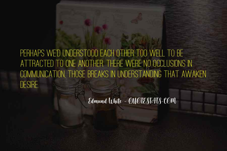 Occlusions Quotes #530948