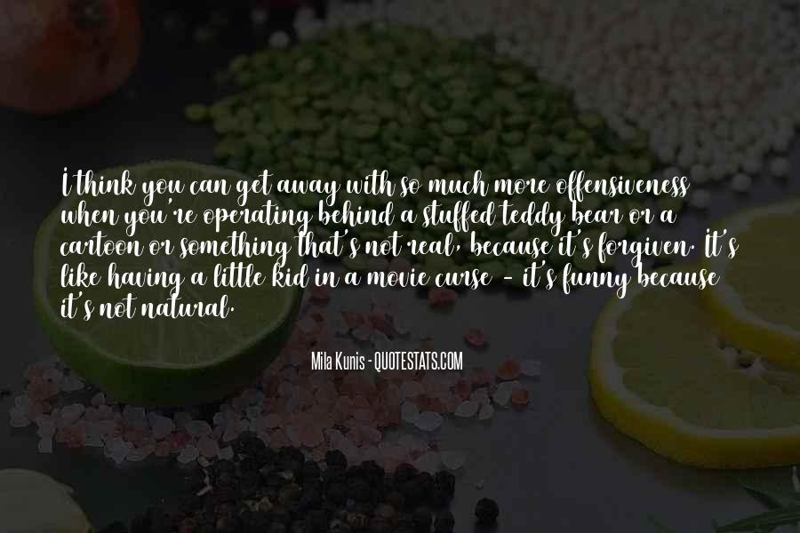 Offensiveness Quotes #443228