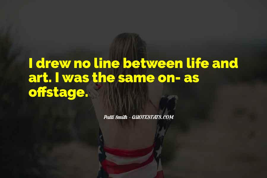 Offstage Quotes #1003588