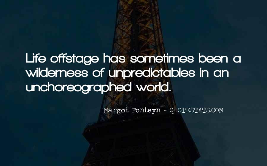 Offstage Quotes #159439