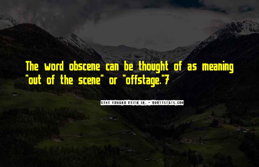 Offstage Quotes #1628976