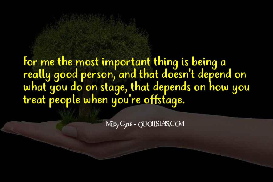 Offstage Quotes #1708830