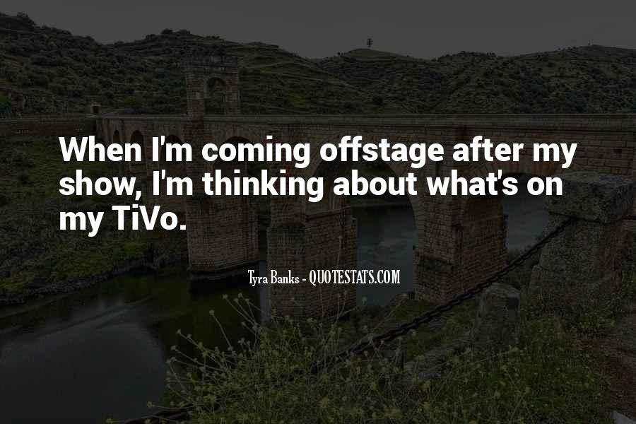 Offstage Quotes #774319