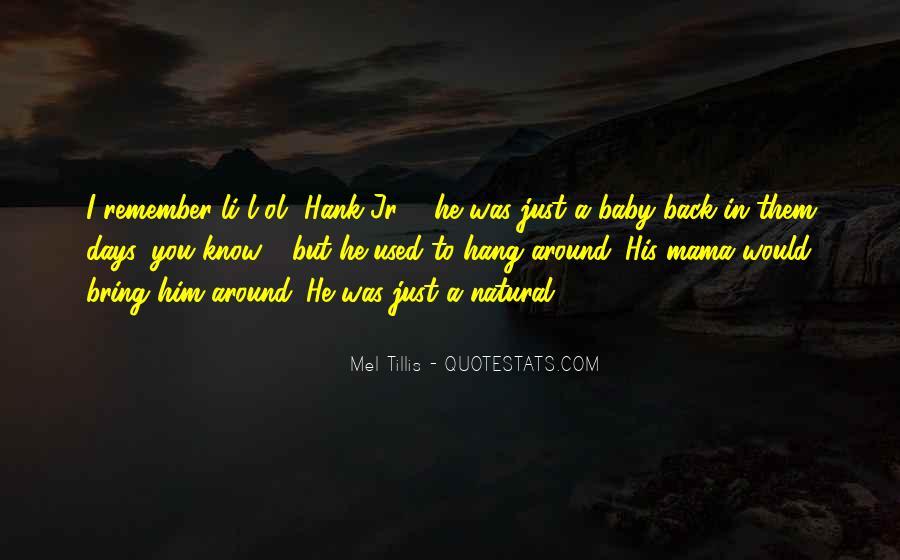 Ol'boy Quotes #952922
