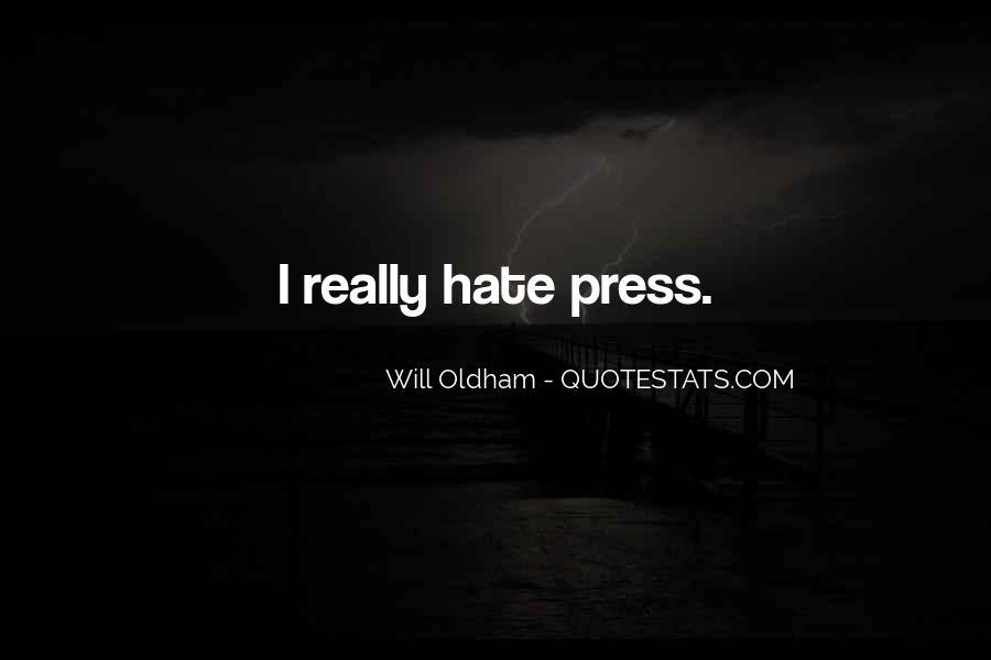 Oldham Quotes #1389434