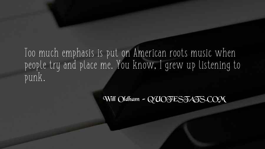 Oldham Quotes #1598132