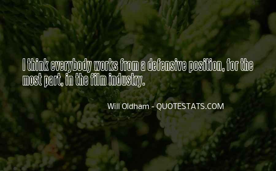 Oldham Quotes #1702306