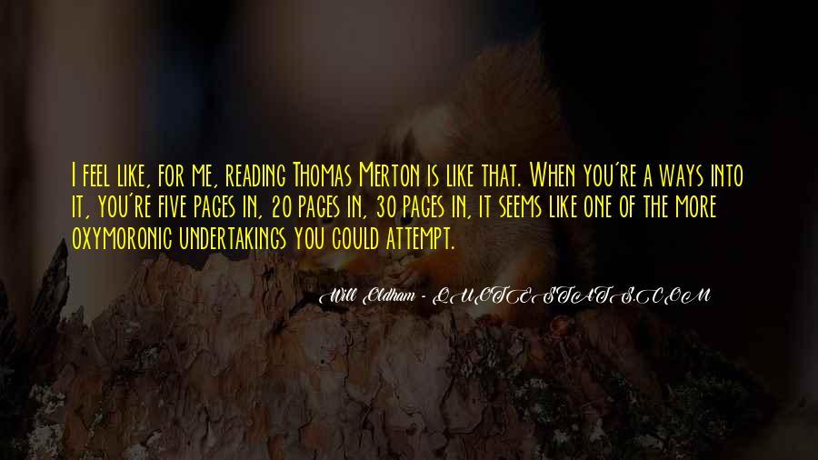 Oldham Quotes #393979