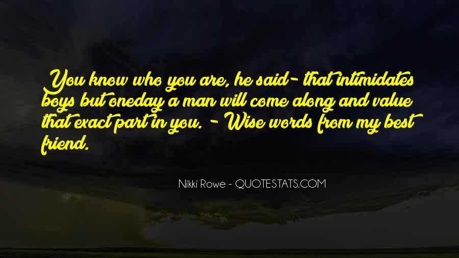 Oneday Quotes #1454670