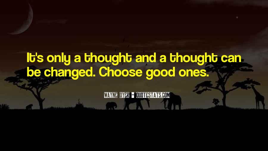 Ones's Quotes #28589