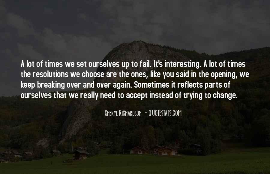 Ones's Quotes #48886