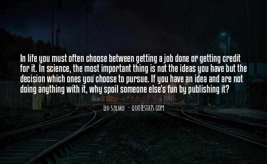 Ones's Quotes #5820