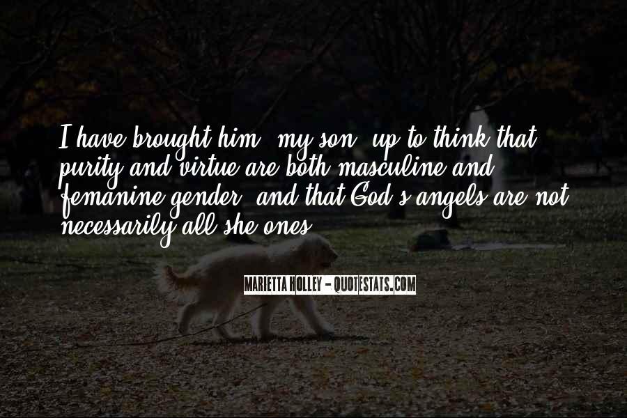 Ones's Quotes #85614