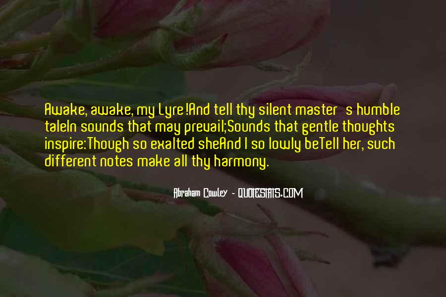 Quotes About Exalted #104705