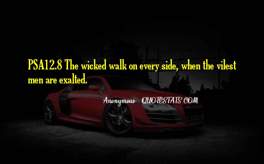 Quotes About Exalted #191783