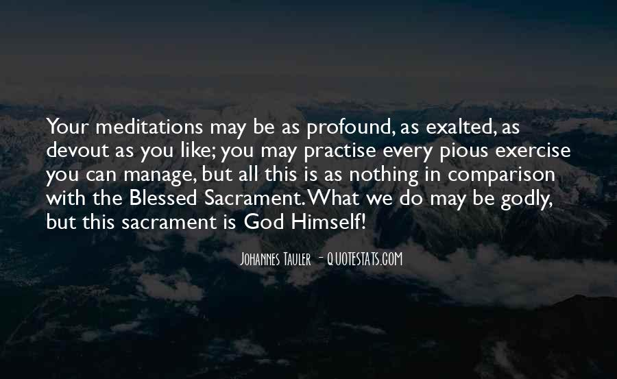 Quotes About Exalted #349022