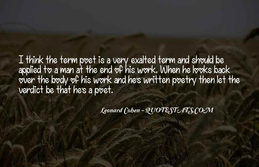 Quotes About Exalted #405158