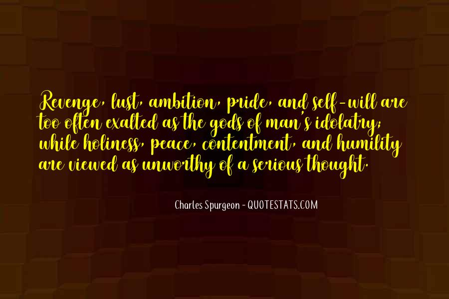 Quotes About Exalted #509763