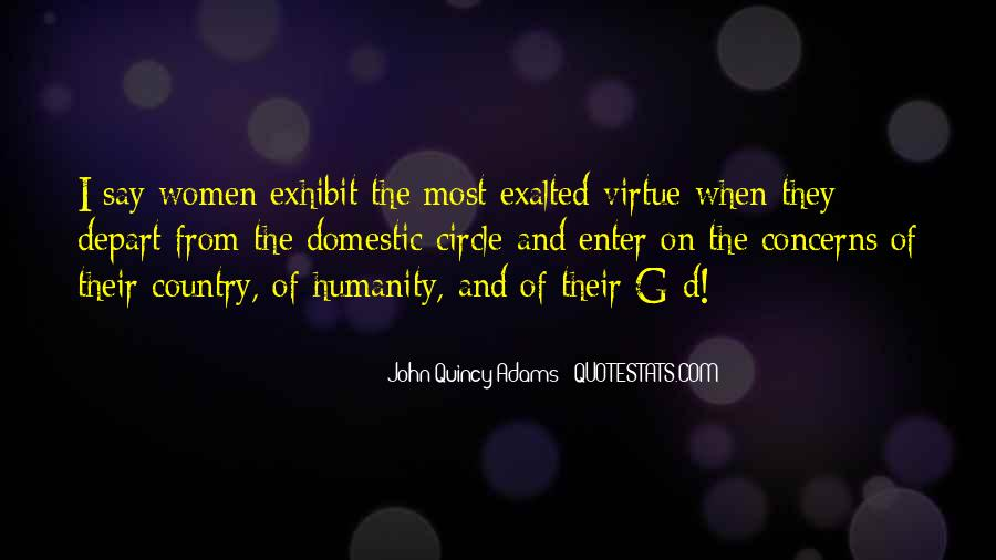 Quotes About Exalted #62295