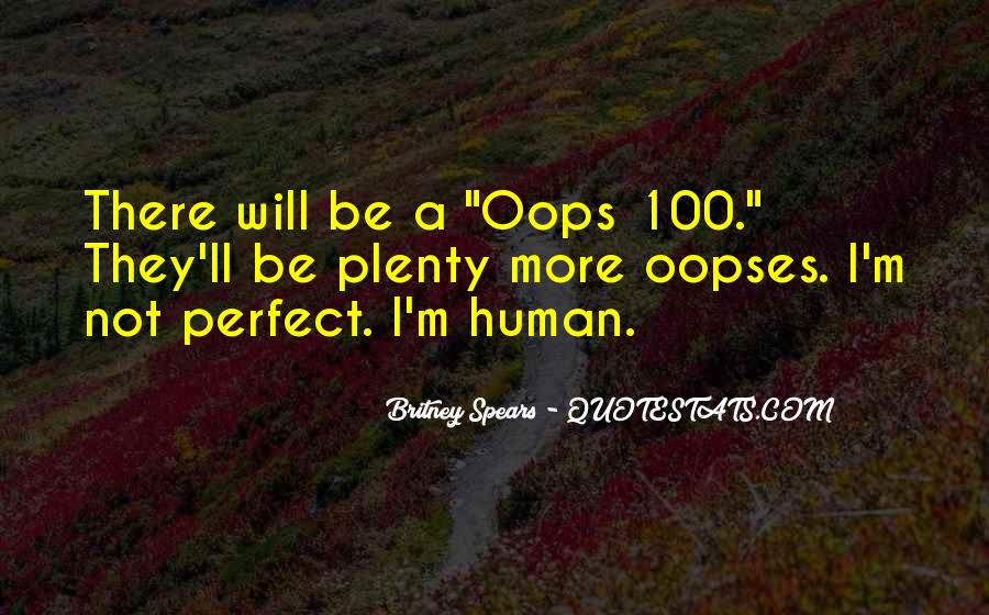 Oopses Quotes #1203154