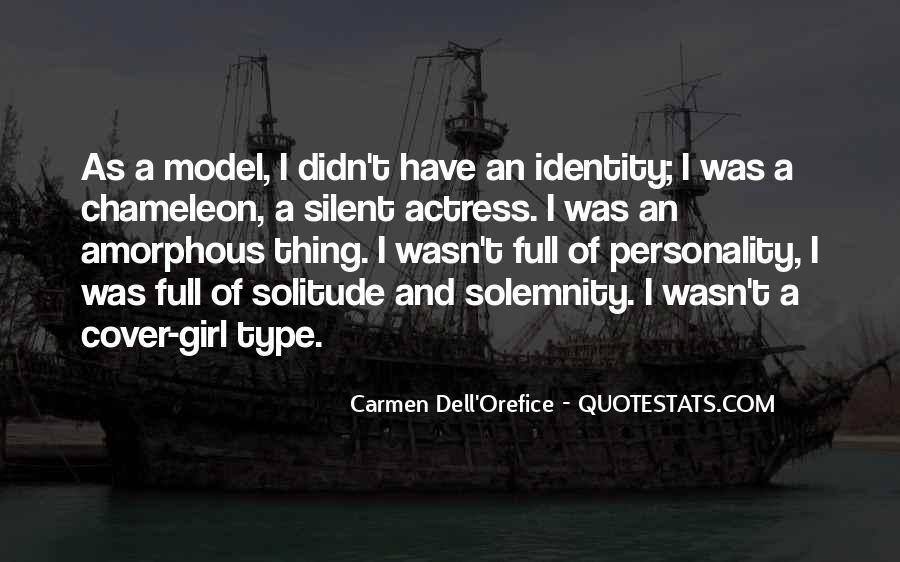 Orefice Quotes #1247432