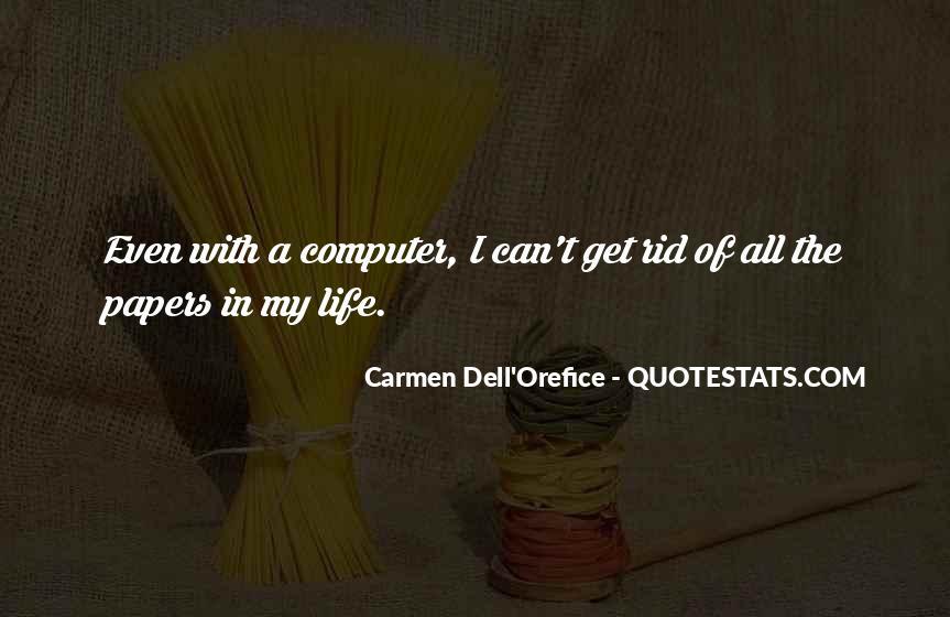 Orefice Quotes #1344112