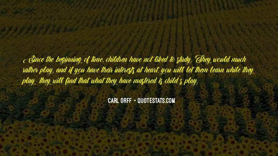 Orff's Quotes #296859