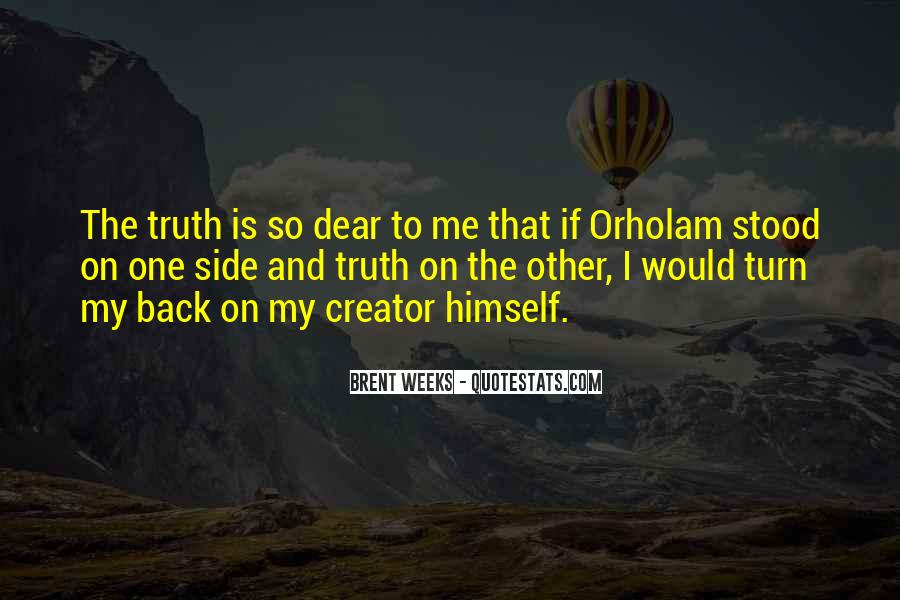 Orholam Quotes #760532