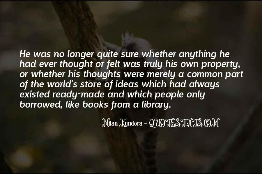 Originality's Quotes #11407