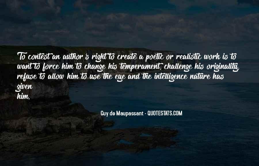Originality's Quotes #1161951