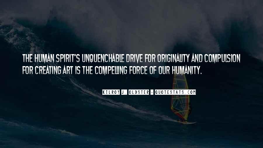 Originality's Quotes #1198913