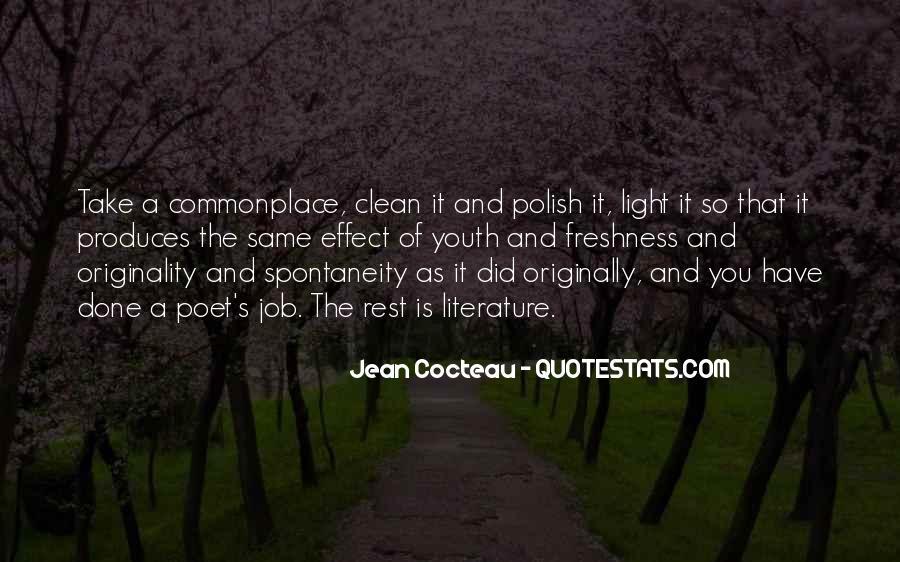 Originality's Quotes #1609137