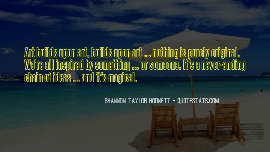 Originality's Quotes #1714324