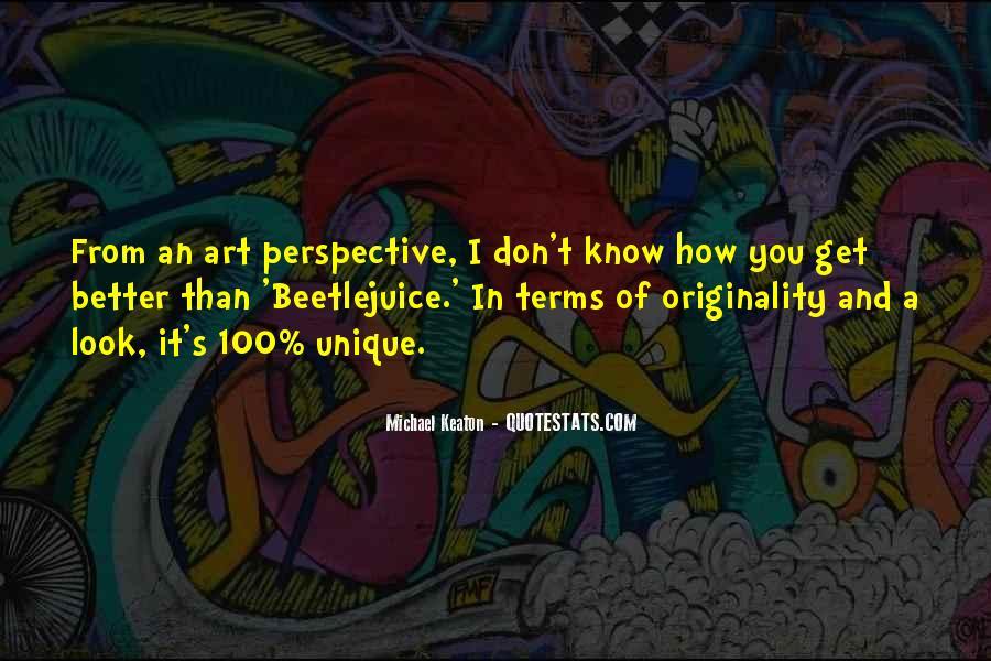 Originality's Quotes #1814286