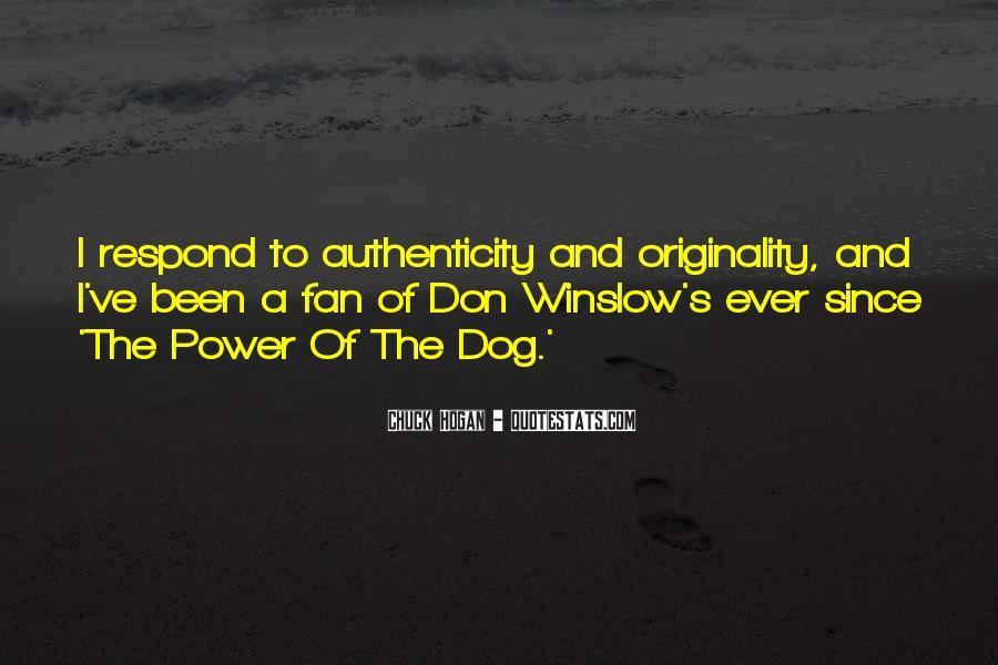 Originality's Quotes #215272