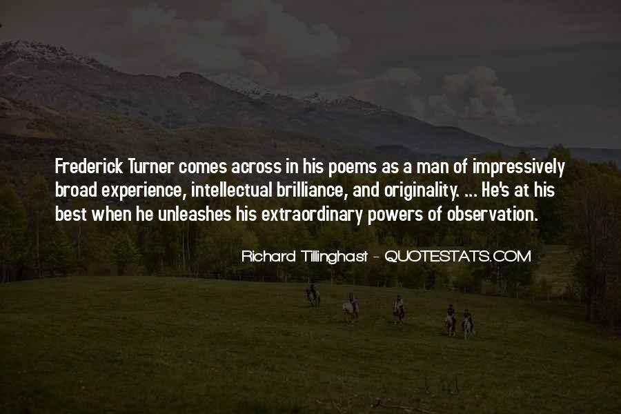 Originality's Quotes #36153