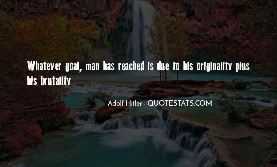 Originality's Quotes #38271