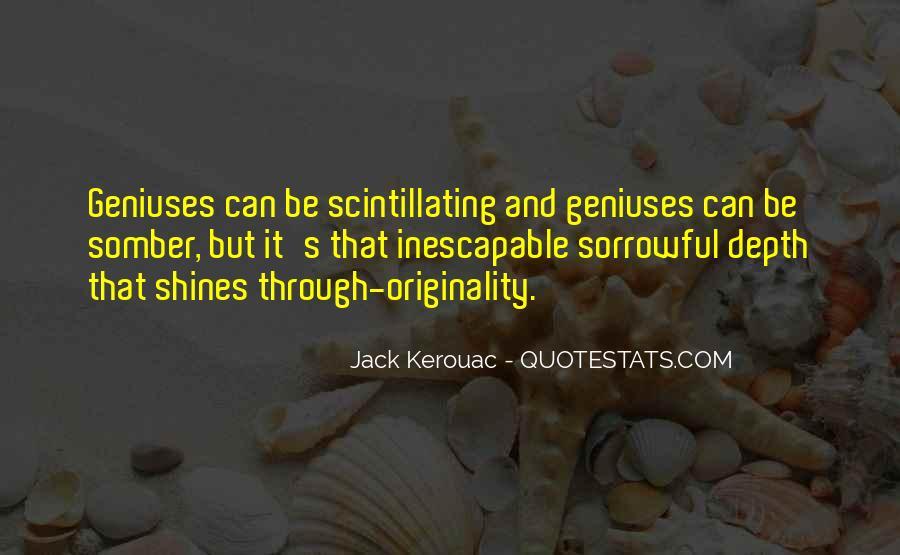 Originality's Quotes #398740