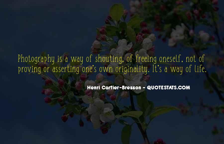 Originality's Quotes #551048