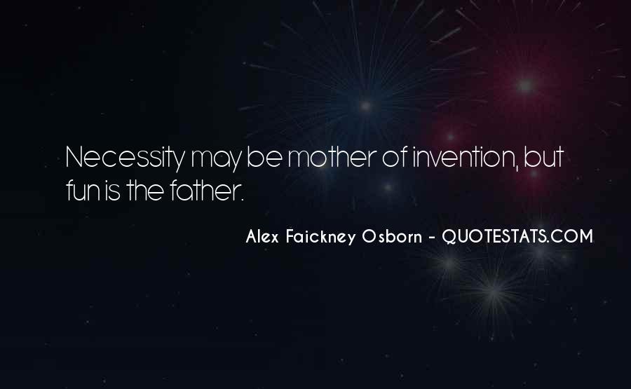 Osborn's Quotes #1200192