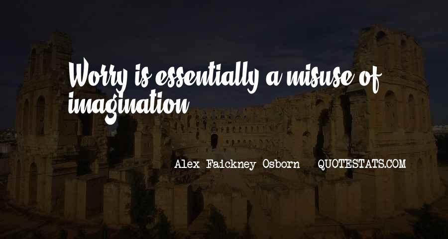 Osborn's Quotes #1359920